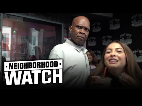 Y'all Don't Believe in Whooping Girl's Asses?! | Neighborhood Watch