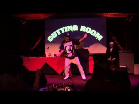 Raymond Luke Jr & DJ JS Performance