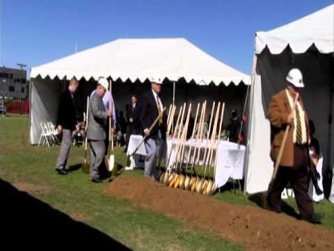 Army and Navy Academy Athletic Sports Center Groundbreaking Ceremony