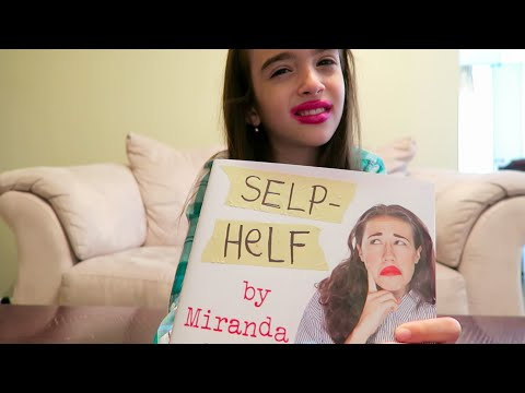 MINI MIRANDA REVIEWS - SELP HELF by Miranda Sings