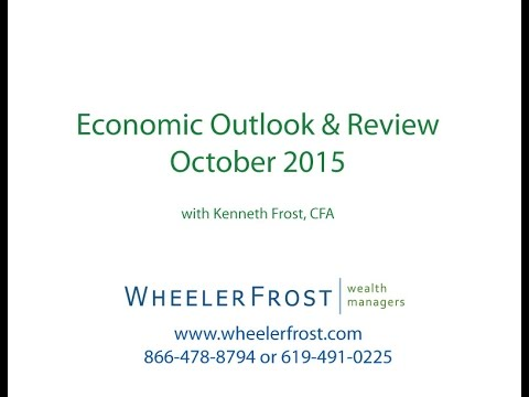 Economic Outlook & Review October 2015