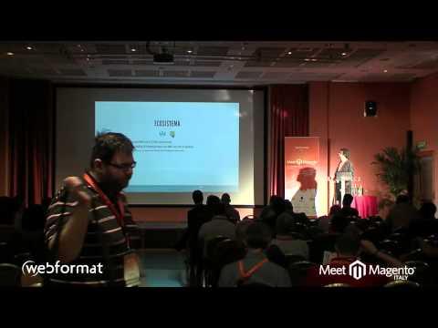 Meet Magento Italy- Antonio Carboni speech