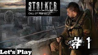 видео Прохождение игры Сталкер Зов Припяти, часть 1