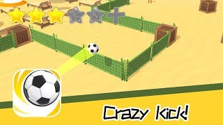 Crazy Kick! - Voodoo - Walkthrough Death Special Recommend index three stars