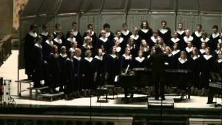 Abendlied - Rheinberger - Luther College Nordic Choir
