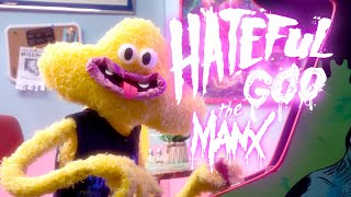 THE MANX - HATEFUL GOO (feat. Justin Roiland) - Music Video