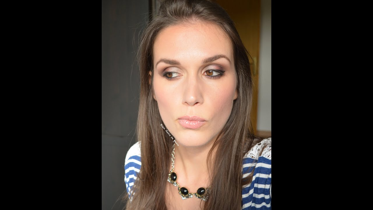 Encore un maquillage automnal avec la Vice palette 3 de Urban Decay , YouTube