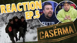 LA CASERMA : EPISODIO 5 *REACTION*