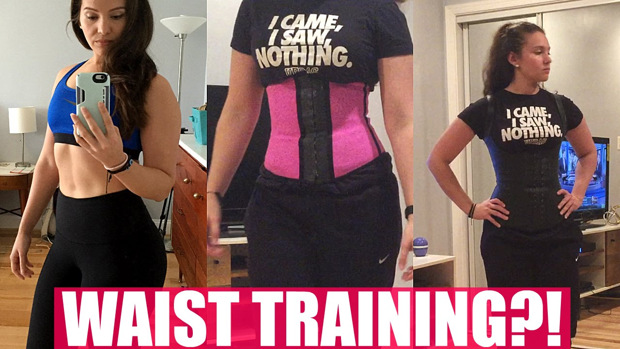 47666b55ef4 Waist Training Review   Results