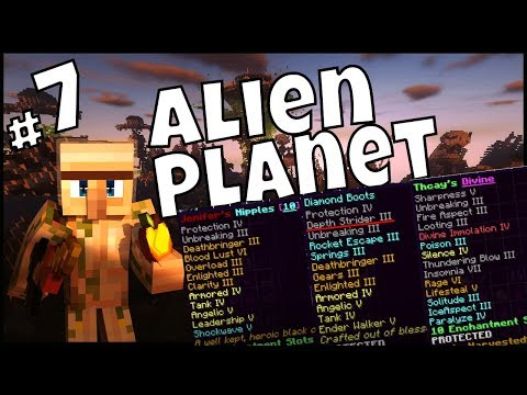 Depth Strider 3 GOD SET KILL on CosmicPvP (Factions) #7 Map 6 [Alien Planet]