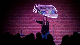 2 minutes of absolute fun and silliness in Spokane. I hate putting ...