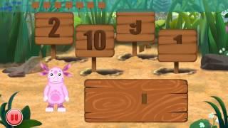 Лунтик - Изучение цифр для малышей вместе с Лунтиком! (часть1)