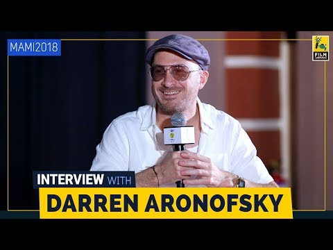 Anupama Chopra Interview with Darren Aronofsky | MAMI Masterclass | Film Companion