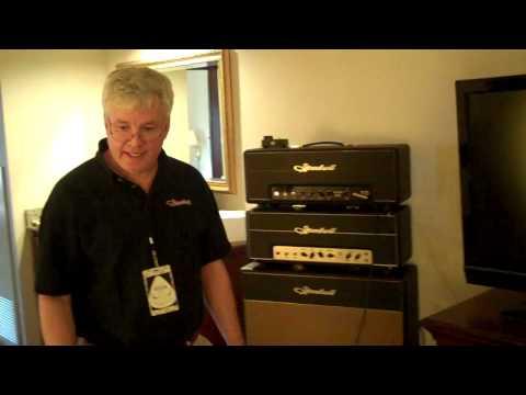 Austin Amp Show Richard Goodsell Interview - Billy Penn 300g
