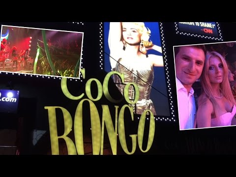 COCO BONGO Playa del Carmen Mexico 2017 - The Whole SHOW