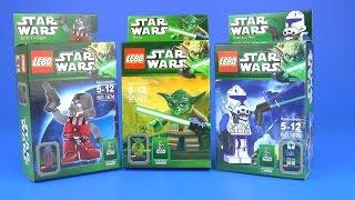 Миниигурки Лего Звездные Войны Стар Ворс LEGO Minifigures Star Wars Collection Kids Video