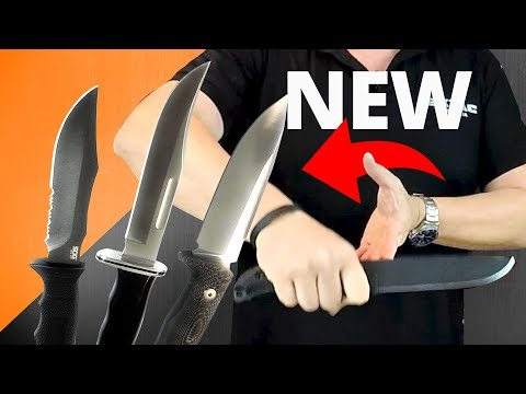 Survival vs Tactical vs Camping Knives | Extac Australia Tactical Gear