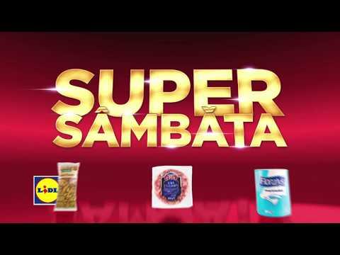 Super Sambata la Lidl • 11 Noiembrie 2017