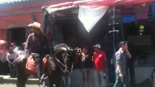 Desfile Hipico Taxisco, Santa Rosa, Parte #1