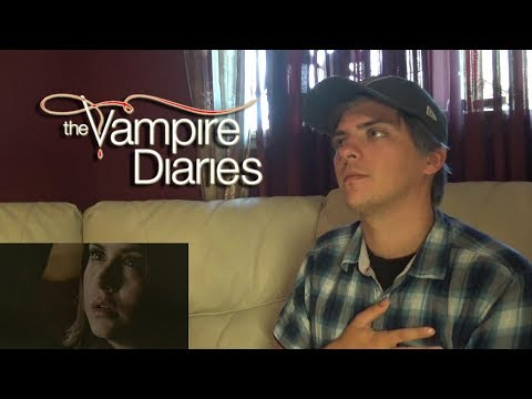The Vampire Diaries - Season 5 Episode 20 (REACTION) 5x20 What Lies Beneath