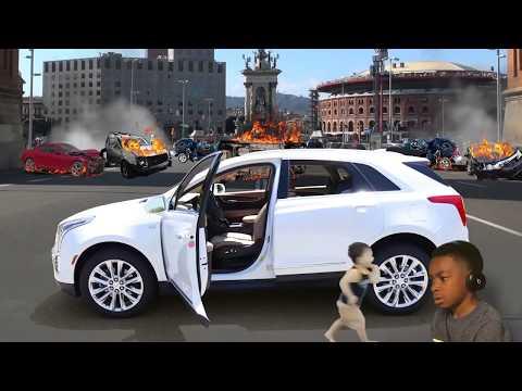 REACTION | BAD BABY DRIVING PARENTS CAR! STOLE IT 4 GOLDFISH!