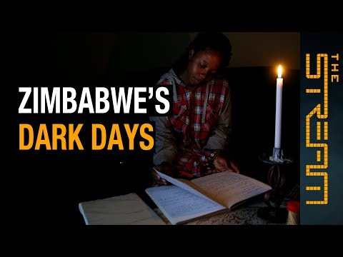 🇿🇼 Why do the lights keep going out in Zimbabwe? | The Stream