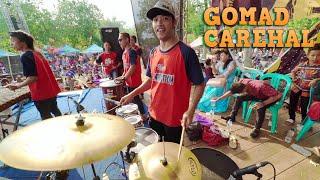 Download lagu Asik Banget! Permainan Drum & Ketipung Koplo Stik GOMAD CAREHAL - Prei Kanan Kiri (Angklung Carehal)