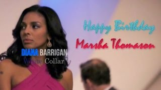 Diana Barrigan • [White Collar] Do It Like A Dude || ♢Happy Birthday Marsha Thomason♢
