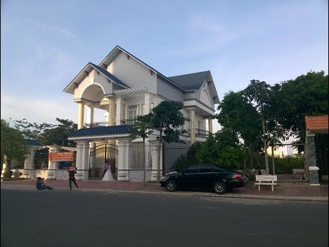Beautiful Houses In Vietnam - A beautiful villa in Road No. 12, Cai Rang District, Can Tho City.