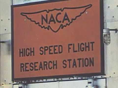 NACA High-Speed Flight Research Station