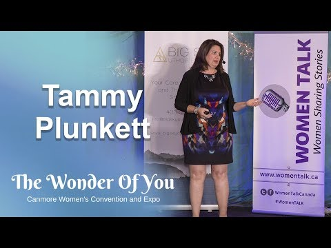 Tammy Plunkett at The Wonder of You