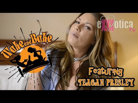 'Wake And Bake' With Teagan Presley - Episode 5 {EXXXOTICA.tv}