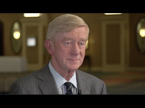 William Weld on Why Libertarians Can Trust Him as Vice President