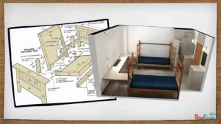 How To Build A Desk - Plans, Blueprints, Instructions, Diagrams And More