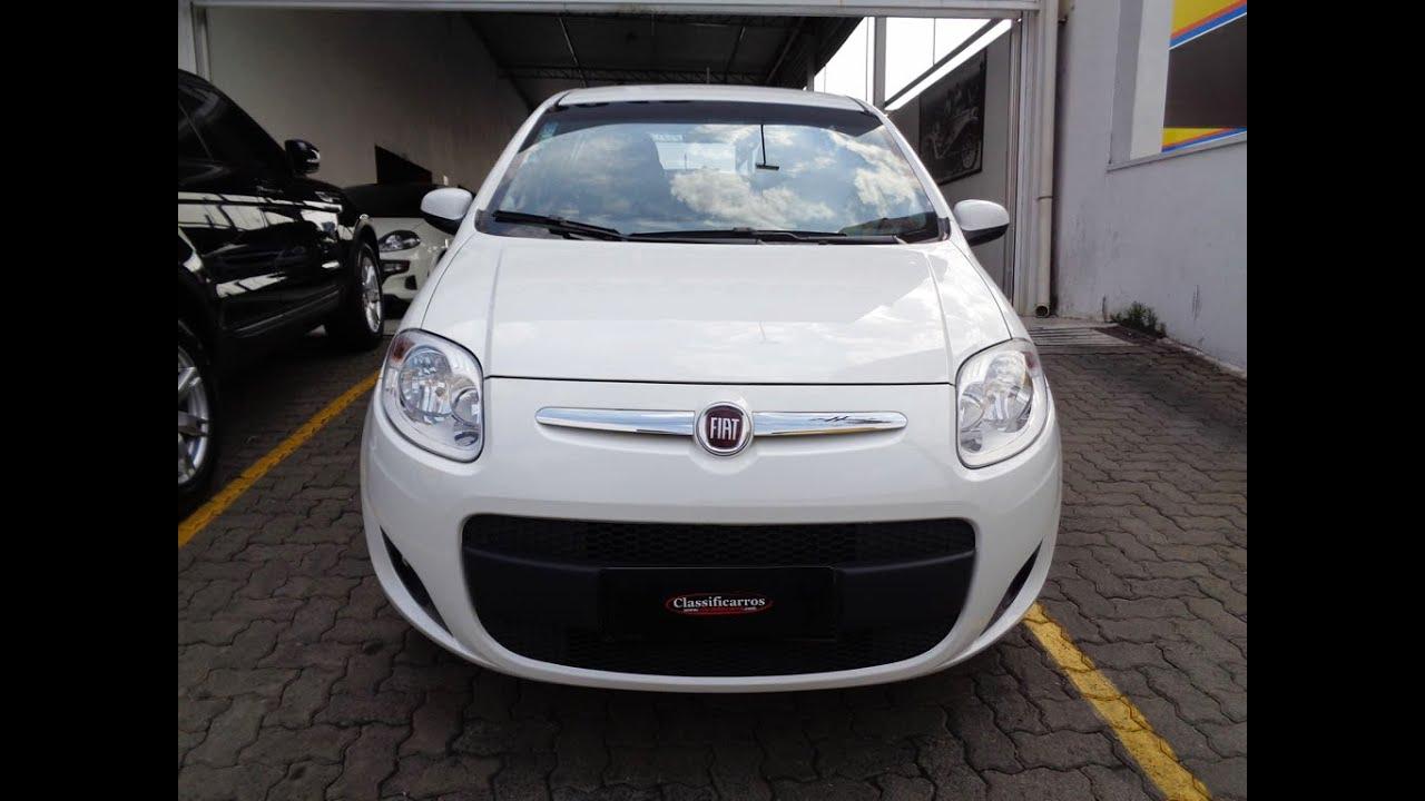 Fiat Novo Palio Attractive 1 4 8v  Flex - 2013