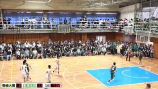 実践学園vs専修大附属(Q1)高校バスケ 2017 東京都春季大会決勝