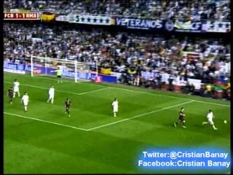 Barcelona vs Real Madrid (1-2) Final Copa del Rey 2014 Los goles ...