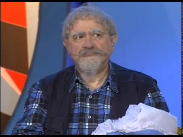 """Е. Петросян А. Морозов — сценка """"Дед и Маша"""" (2011)"""