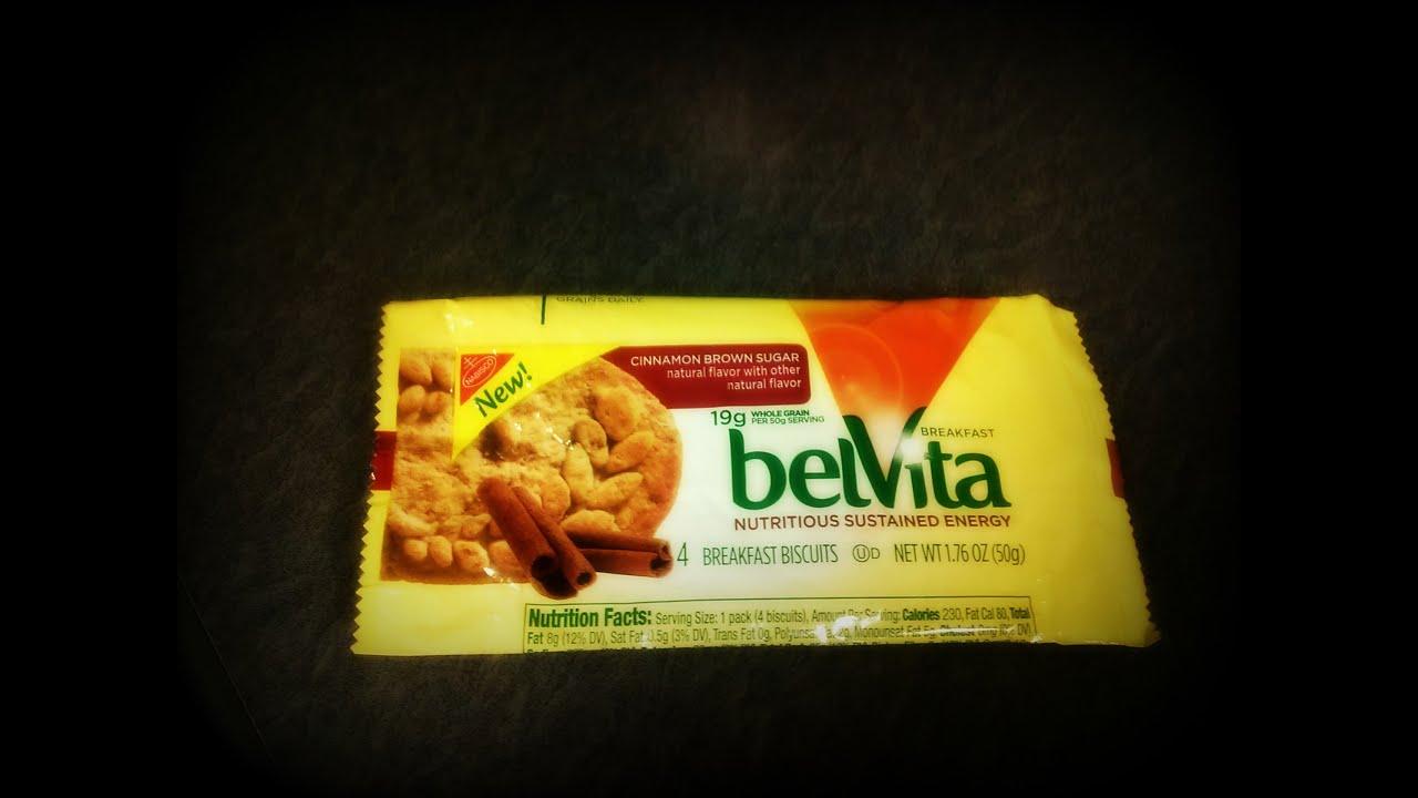 belVita Breakfast Biscuits review - YouTube