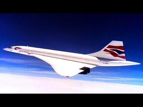 Concorde - Supersonic Marvel