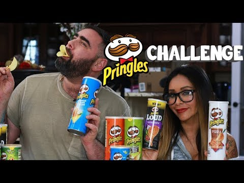 SNOOKI'S PRINGLES CHIP CHALLENGE with Joey Camasta