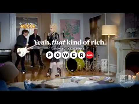 Yeah, that kind of Rich - NEW YORK LOTTERY'S - Spot Super Bowl 2012
