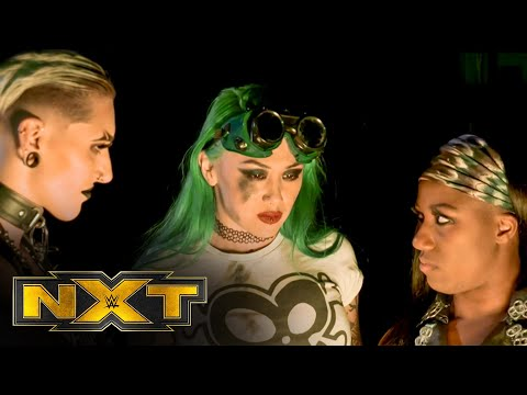 Team Shotzi makes the final preparations for war: WWE NXT, Dec. 2, 2020