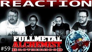 Fullmetal Alchemist Brotherhood Episode 59 Lost Light