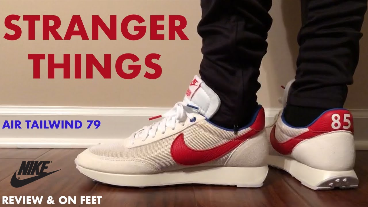 nike stranger things air tailwind 79 og collection