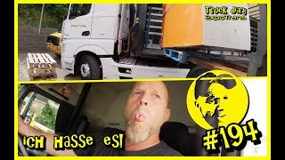 Ich hasse es! / Truck diary / ExpoTrans / Lkw Doku #194
