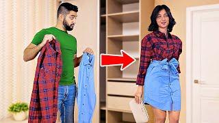 How to wear your Boyfriend's C…