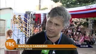 TBC 1 | TEATRO DE RUA EM GOIÂNIA COM O FESTIVAL GALHOFADA