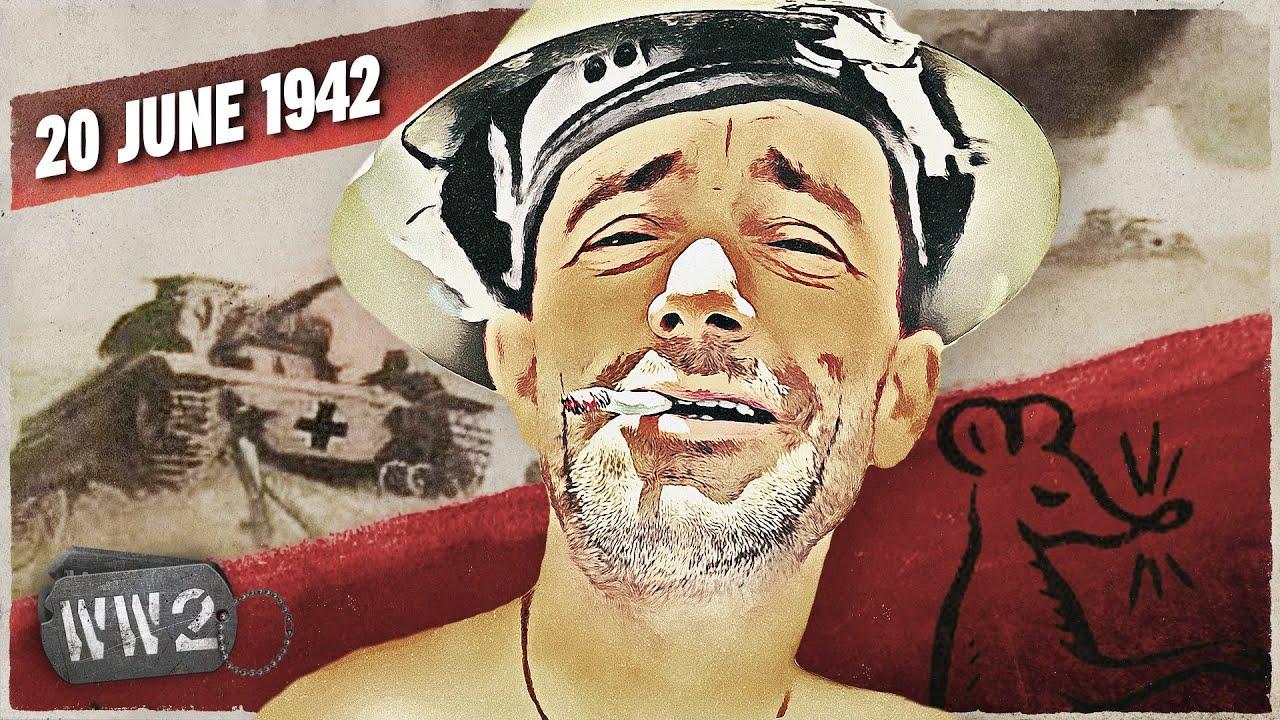 147 - Tobruk: A second siege? - WW2 - June 20, 1942