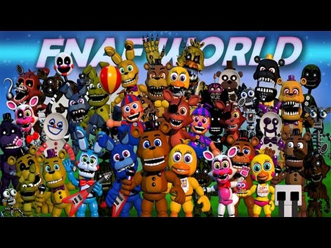 Five Nights At Freddy's World Para Android [FNAF World]